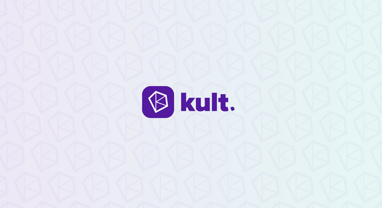 Cover image for Kult says: Hello World!