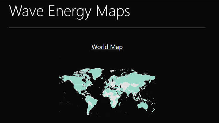 Cover image for Energies index website