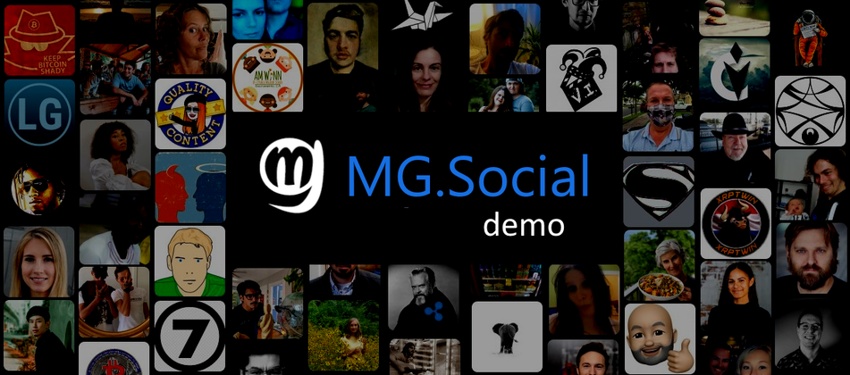 Cover image for MG.Social mobile app update: Xumm tipping