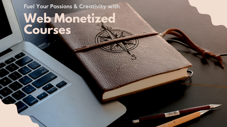 Cover image for Web Monetized Courses