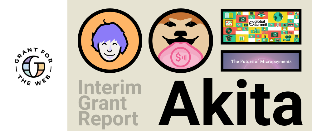 Cover image for Akita — Grant Report #1