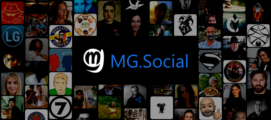 Cover image for MG.Social Challenge: Giving Back