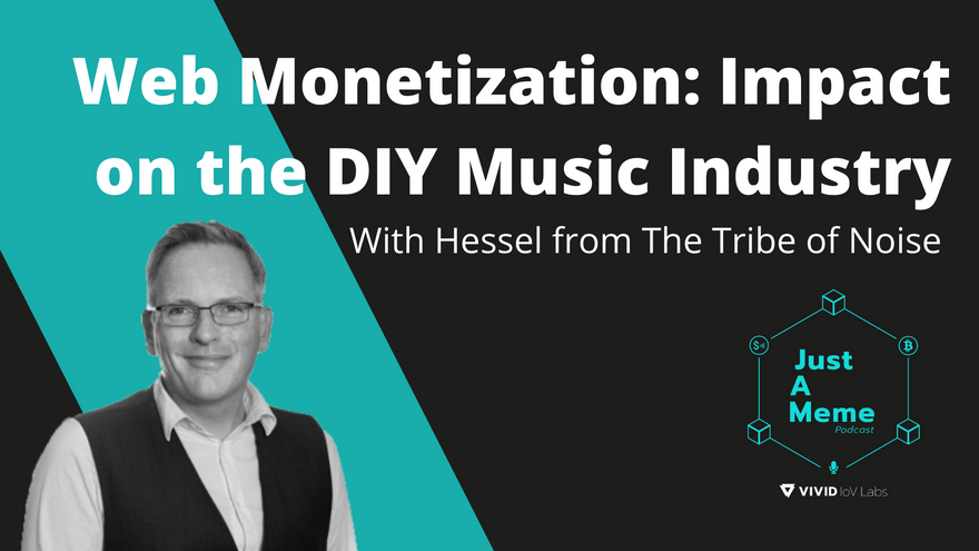 JAM#4: Hessel from The Tribe of Noise, Web Monetization: Impacting the DIY Music Industry